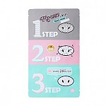 [Holika Holika] Pig Clear Black Head 3-step Kit (1EA)