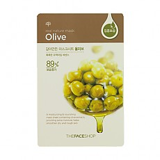 [THE FACE SHOP] Natural Mask Olive