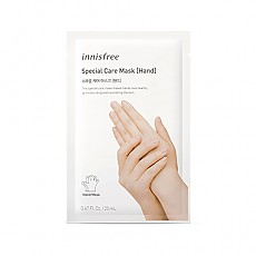 [Innisfree] Special Care Mask #Hand 1ea 20ml