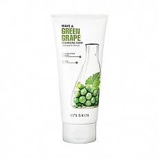 [It's Skin] Have a Greengrape Cleansing Foam 150ml
