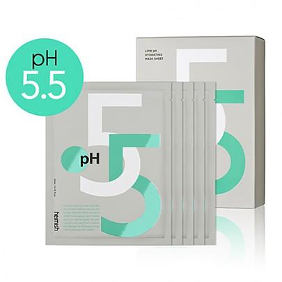 [heimish] Low pH Hydrating Mask Sheet (5ea)