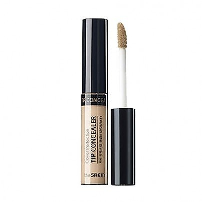 [the SAEM] Cover Perfection Tip Concealer #1.5 ナチュラルベージュ