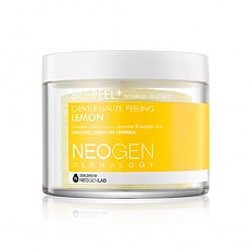 [NEOGEN] BIO PEEL ADVANCED TREATMENT GAUZE PEELING #Lemon
