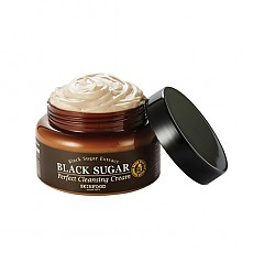 [Skinfood] Black Sugar Perfect Cleansing Cream 230ml