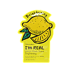 [Tonymoly] Im REAL Mask Sheet #Lemon 1ea