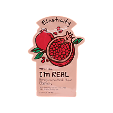 [Tonymoly​] Im REAL Mask Sheet #Pomegranate 1ea