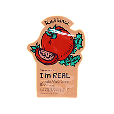 [Tonymoly] Im REAL Mask Sheet #Tomato 1ea