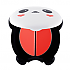 [トニーモリー(Tonymoly)] パンダの夢 デュアルリップ&チーク 01 Bubble Red