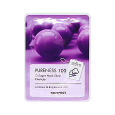 [TONYMOLY] Pureness 100 Mask Sheet #Collagen