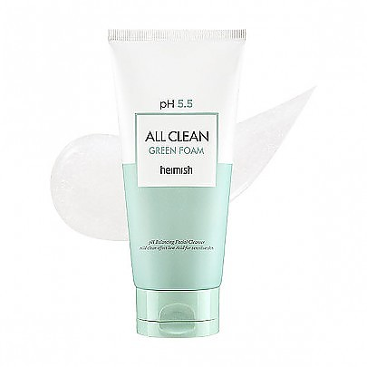 [heimish] All Clean Foam#Green
