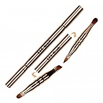[CORINGCO] 201 Multi 4 Type eye & Lip Brush #GOLD