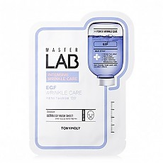 [Tonymoly] Master Lab Mask Sheet #EGF