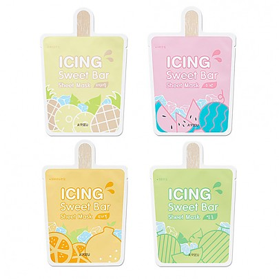 [A'PIEU] Icing Sweet Bar Sheet Mask