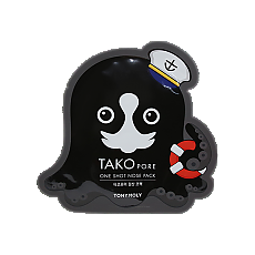 [Tonymoly] TaKo Pore One Shot Nose Pack 1EA