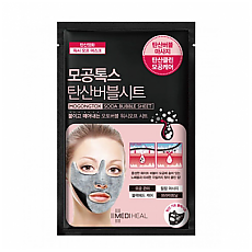 [Mediheal] Mogongtox Soda Bubble Sheet 1ea