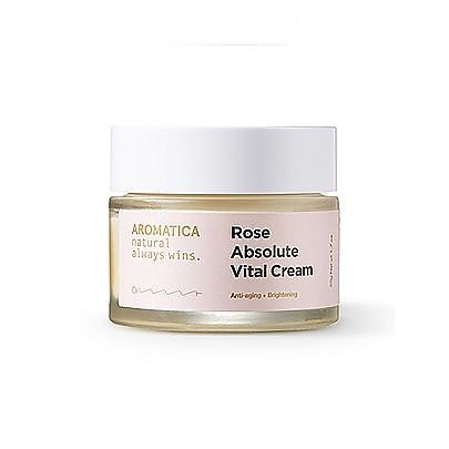 [Aromatica] Rose Absolute Vital Cream(night) 50g