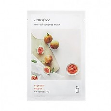 [Innisfree] My Real Squeeze Mask 1ea #Fig