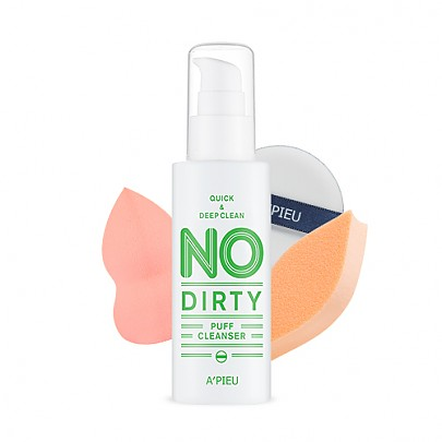 [APIEU] No Dirty Puff Cleanser 80m
