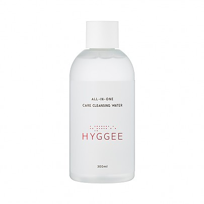 [HYGGEE] ALL IN ONE CARE CLEANSING WATER 300ml