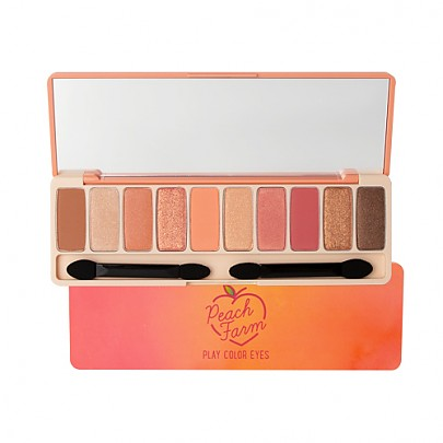 [Etude] Play Color Eyes #Peach Farm