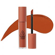 [3CE] Soft Lip Lacquer #Tawny Red