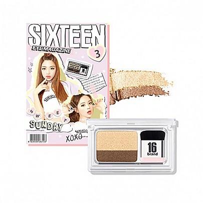 [16 Brand] 16 Eye Magazine #03 Sweet sunday
