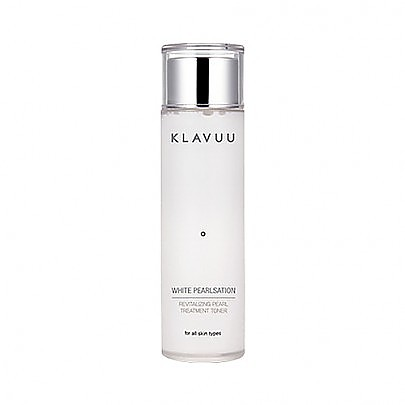 [ Klavuu ] White Pearlsation Revitalizing Pearl Treatment Toner 140ml