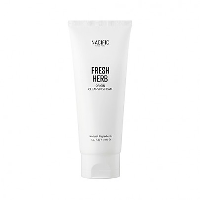 [NACIFIC]Fresh Herb Origin Cleansing Foam 150ml