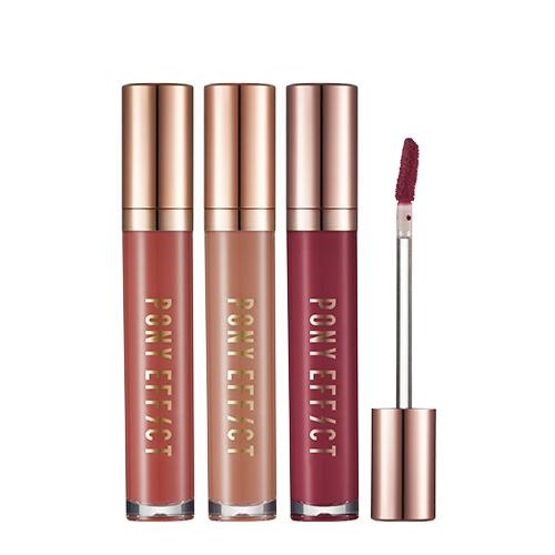 [MEMEBOX] PONY EFFECT Stay Fit Matte Lip Color