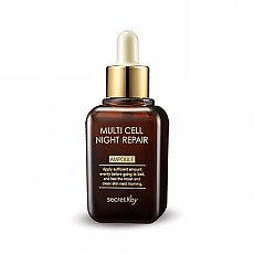 [シークレットキー]  Multi Cell Night Repair Ampoule 50ml