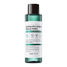 [SOME BY MI] AHA/BHA/PHA 30 Days Miracle Toner 150ml