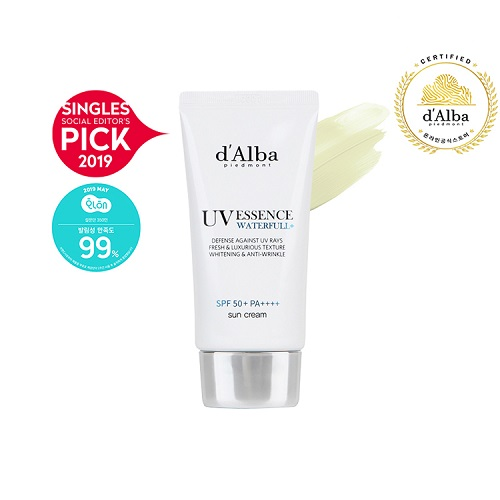 [d'Alba] Waterful Essence Sun cream 50ml