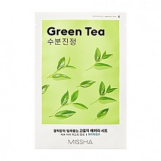 [Missha] AIry Fit Sheet Mask # Green Tea
