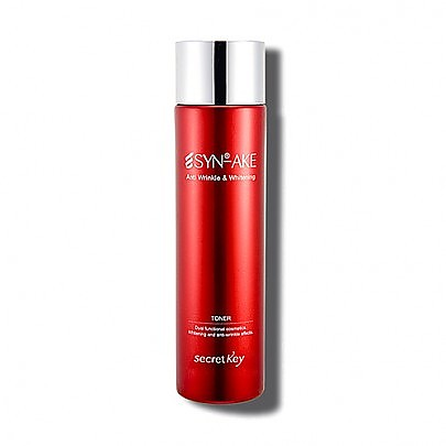 [SECRET KEY] SYN-AKE Anti Wrinkle & Whitening Toner 150ml