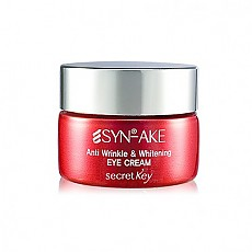 [SECRET KEY] SYN-AKE Anti Wrinkle & Whitening Eye Cream 15ml