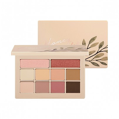 [Moonshot] Honey coverlet eyeshadow palette