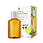 [ブライス(Blithe)] Patting Splash Mask Energy #Yellow Citrus & Honey 150ml