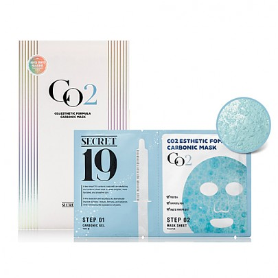 [CP-1] Esthetic Formula Co2 Carbonic Mask