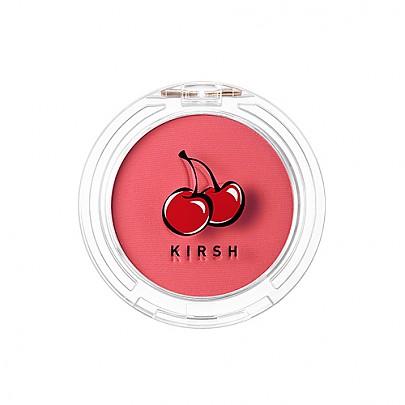[トニーモリー(Tonymoly)] KIRSH x Tonymoly フルーツ ショットシングル ブラシ #02 Red Cherry Chou