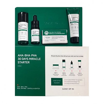 [SOME BY MI] AHA/BHA/PHA 30 Days Miracle Starter Kit