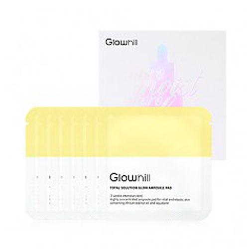 [グローヒル(glowhill)] トータルソリューション グローアンプルパッド(7枚入)