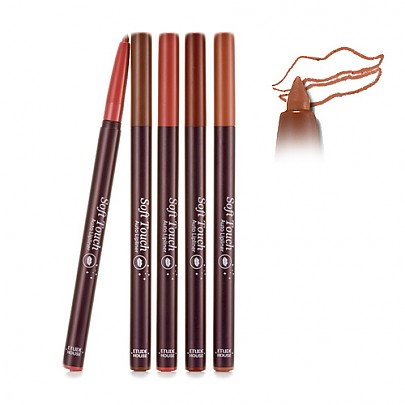 [Etude House] Soft Touch Auto Lip Liner