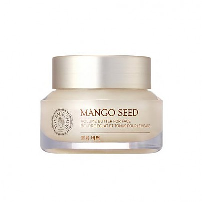 [THE FACE SHOP] Mango Seed Heart Volume Butter 50ml