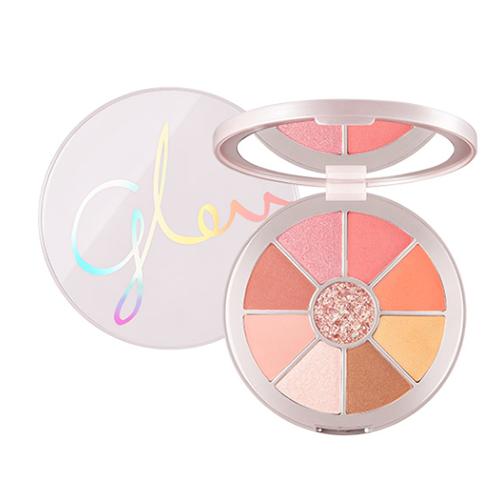 [Missha] Glow2 Color Filtter Shadow Palette #Coral like me