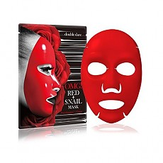[ダブルデア(double dare)] OMG! Red+Snail Mask 1ea