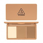 [3CE] FACE CONTOUR TUNING PALETTE #TAWNY