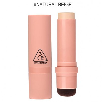 [3CE] LAYER COVERING STICK FOUNDATION #NATURAL BEIGE
