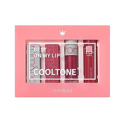 [rom&nd] Best On My Lips #Cooltone Pick