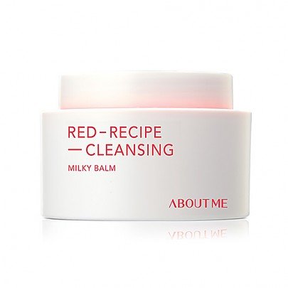 [ABOUT ME] RED RECIPE CLEANSING MILKY BALM 90ml