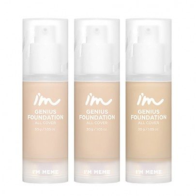 [IM MEME] IM GENIUS FOUNDATION ALL COVER